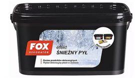 Fox dekorator Snehovy prach