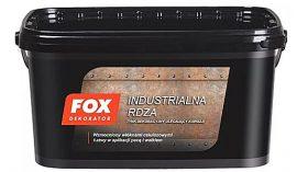 fox industrialna hrdza korozia